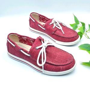 LL Bean Women's Boat Shoes Size 9